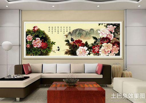 超大幅客厅十字绣图案大全 图片 hao123网址