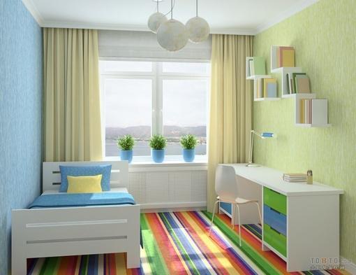 10平米卧室小书房装修效果图大全2013图片