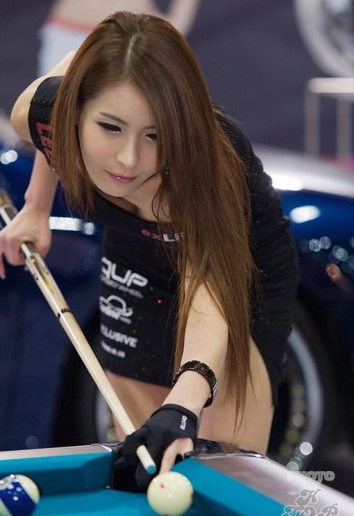 韩国车模特美女 图片 hao123导航