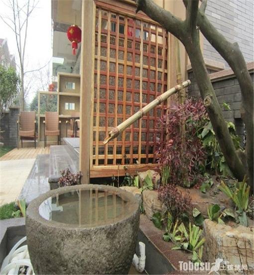 农家 小院 景观 设计效果图 hao123网址导