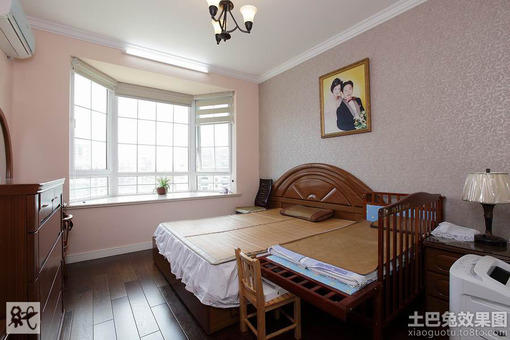 新房主卧室装修效果图大全2013图片 ha