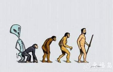 这可以解释为啥从猿到智人的突变