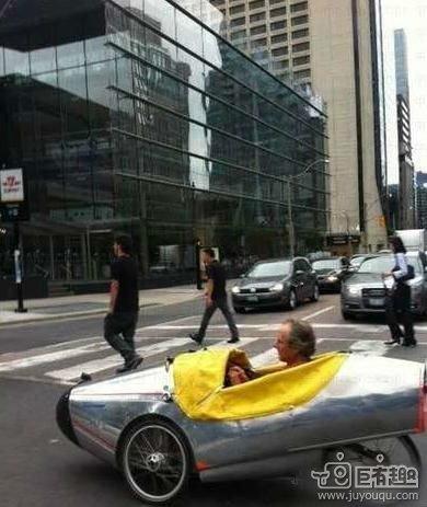 自制敞篷车